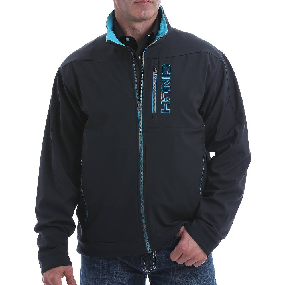 Cinch Men's Concealed Carry Bonded Jacket MEN - Clothing - Outerwear - Jackets CINCH Teskeys