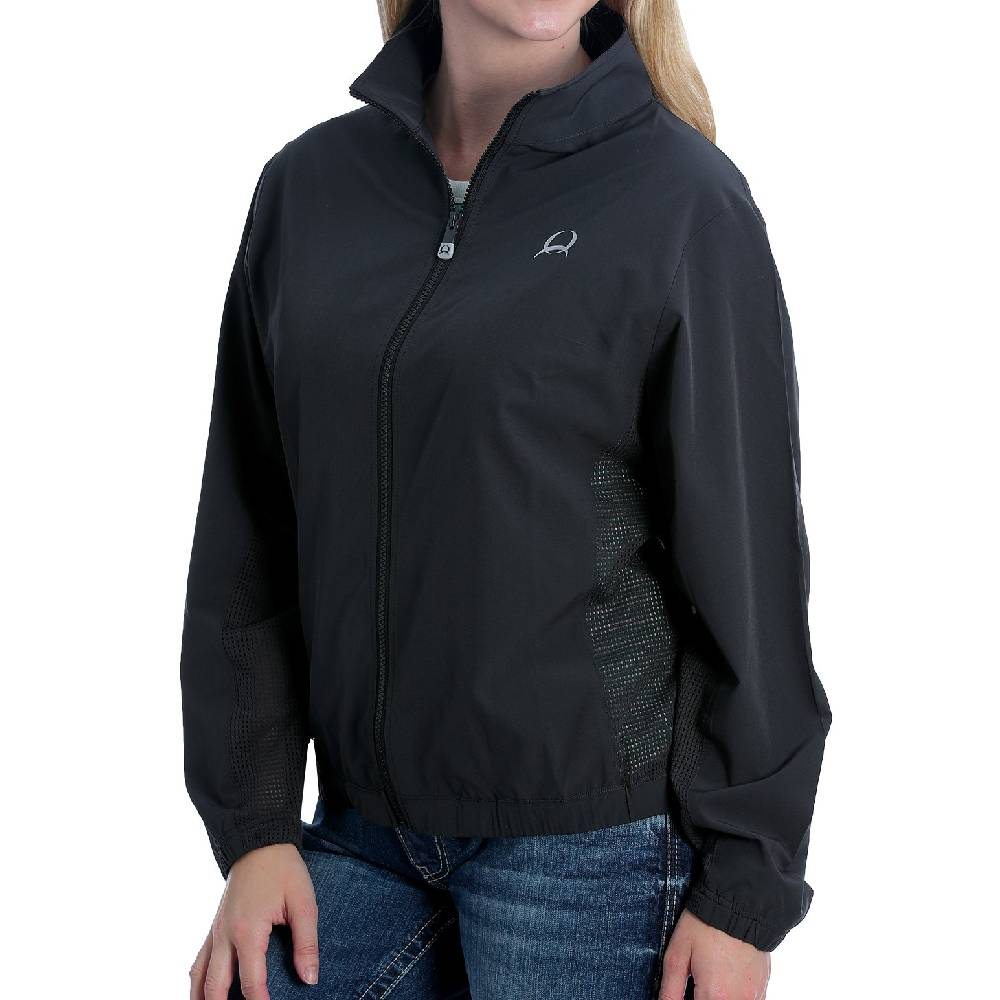 Cinch Women's Track Jacket WOMEN - Clothing - Outerwear - Jackets CINCH Teskeys