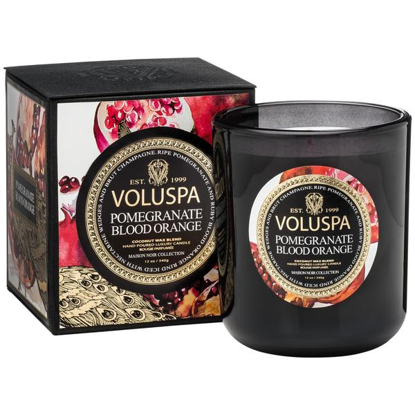 Pomegranate Blood Orange Maison Candle HOME & GIFTS - Home Decor - Candles + Diffusers Voluspa Teskeys