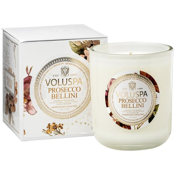 Prosecco Bellini Maison Candle HOME & GIFTS - Home Decor - Candles + Diffusers Voluspa Teskeys