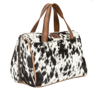 STS Ranchwear Cowhide Make-Up Bag WOMEN - Accessories - Handbags - Clutches & Pouches STS Ranchwear Teskeys