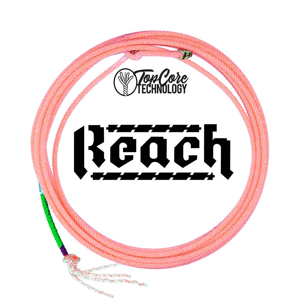 Top Hand Ropes Reach Tack - Ropes & Roping Top Hand Teskeys