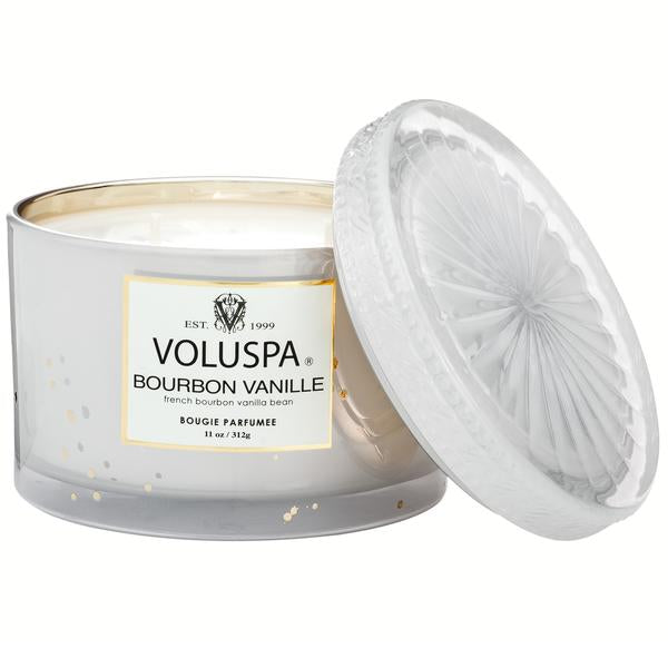 Bourbon Vanille Corta Maison Candle HOME & GIFTS - Home Decor - Candles + Diffusers Voluspa Teskeys