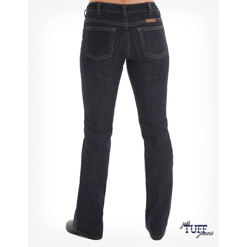 Cowgirl Tuff Just Tuff Jean WOMEN - Clothing - Jeans COWGIRL TUFF CO. Teskeys