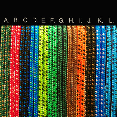 Cowboy Rope Halters -- Multiple Color Choice Tack - Halters & Leads Teskeys Teskeys