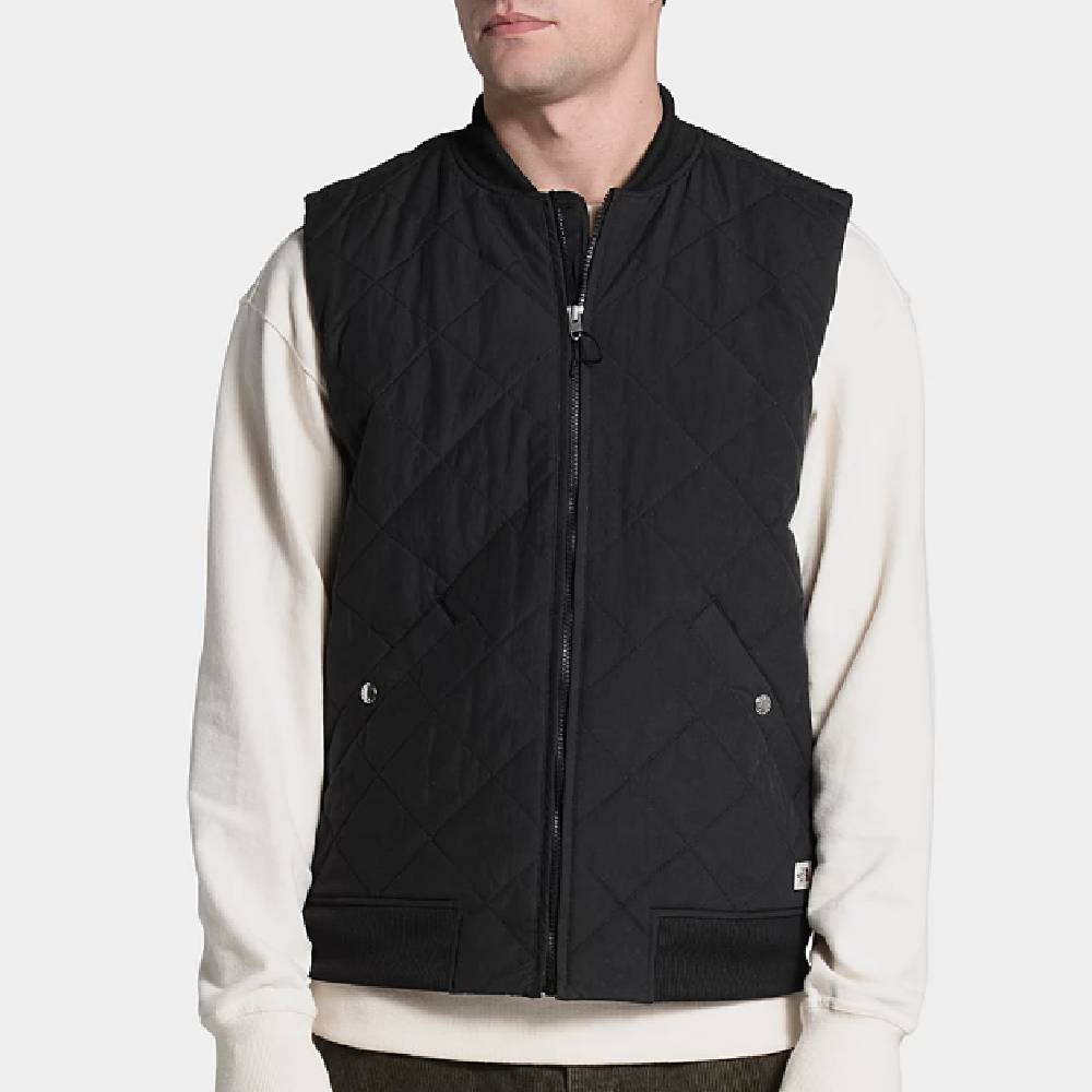 The North Face Cuchillo Insulated Vest MEN - Clothing - Outerwear - Vests The North Face Teskeys