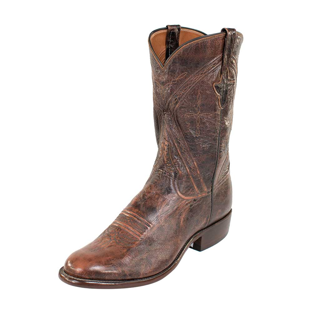 Rios of Mercedes Raven Brown Boot Unclassified RIOS OF MERCEDES BOOT CO. Teskeys