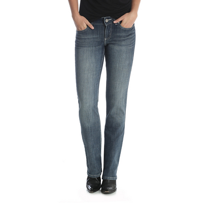 Wrangler Misses Straight Leg Jean WOMEN - Clothing - Jeans WRANGLER Teskeys