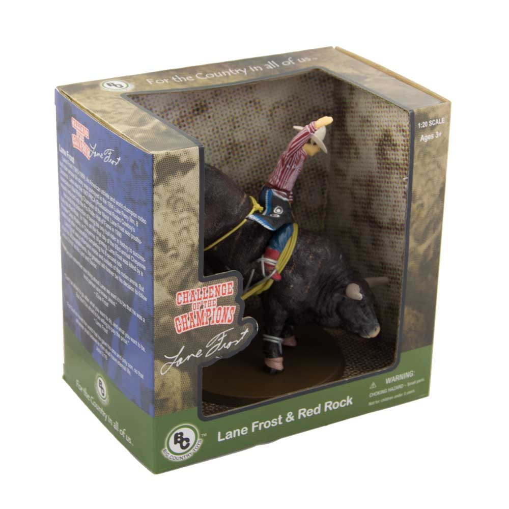 Big Country Toys Lane Frost & Red Rock Farm & Ranch - Toys and DVDs Big Country Toys Teskeys