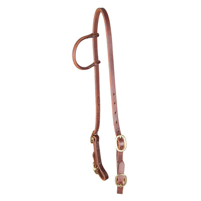Teskey's One Ear Headstall with Buckle Ends Tack - Headstalls - One Ear Teskey's Teskeys