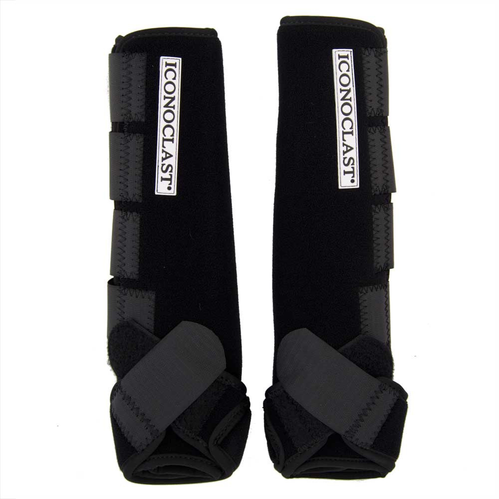 Iconoclast Extra Tall Sport Boots Tack - Leg Protection - Splint Boots Iconoclast Teskeys