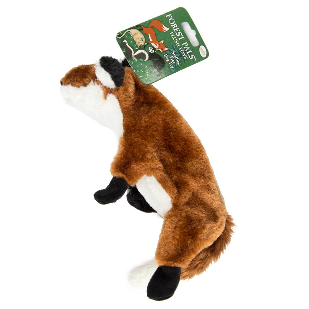 Forest Pals Plush Fox FARM & RANCH - Animal Care - Pets - Toys & Treats Omnipet Teskeys