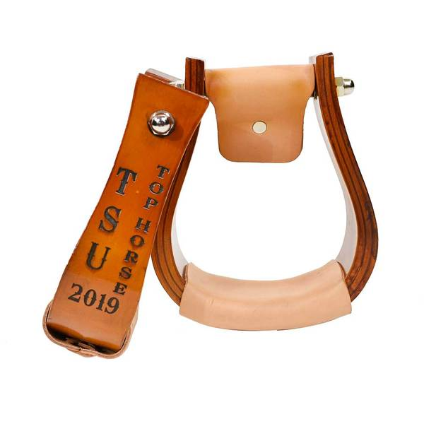 Trophy Stirrup #1 CUSTOMS & AWARDS - STIRRUPS Teskeys Teskeys