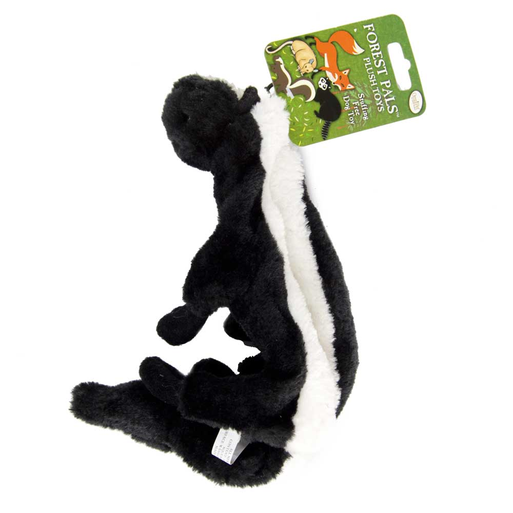 Forest Pals Plush Skunk FARM & RANCH - Animal Care - Pets - Toys & Treats Omnipet Teskeys