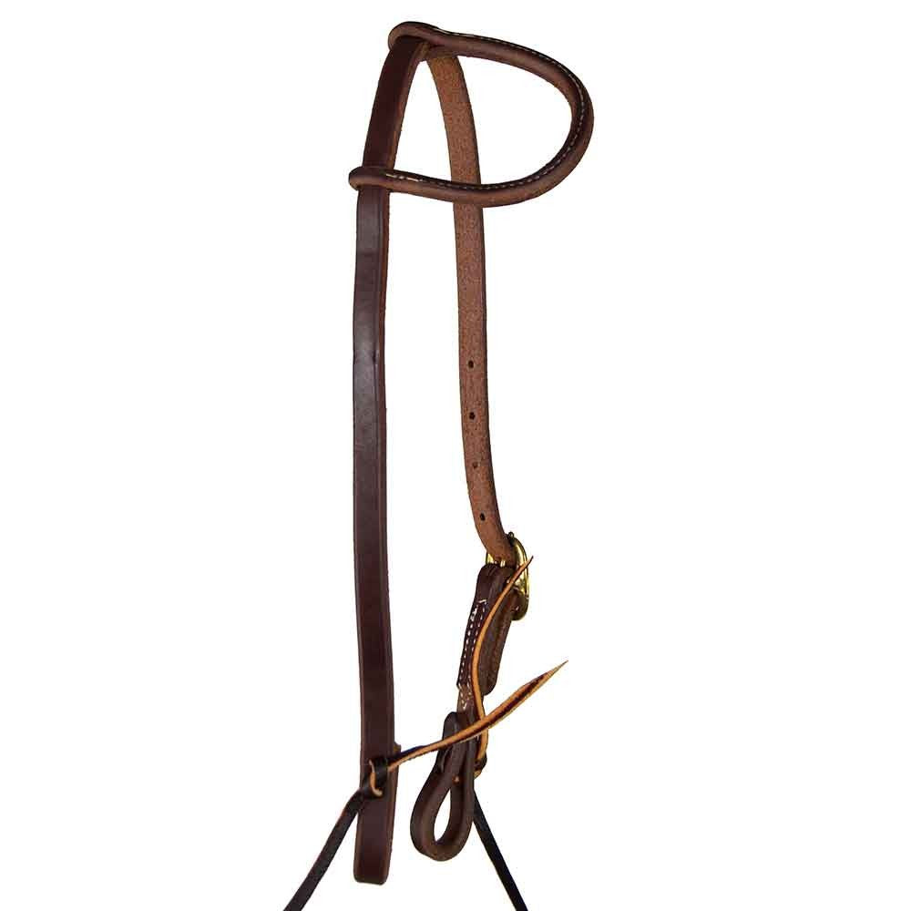 Headstall for Short No Hit Bit Tack - Headstalls - One Ear Teskeys Teskeys