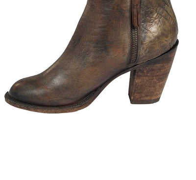 Lucchese Jenna Boot WOMEN - Footwear - Boots - Booties LUCCHESE BOOT CO. Teskeys