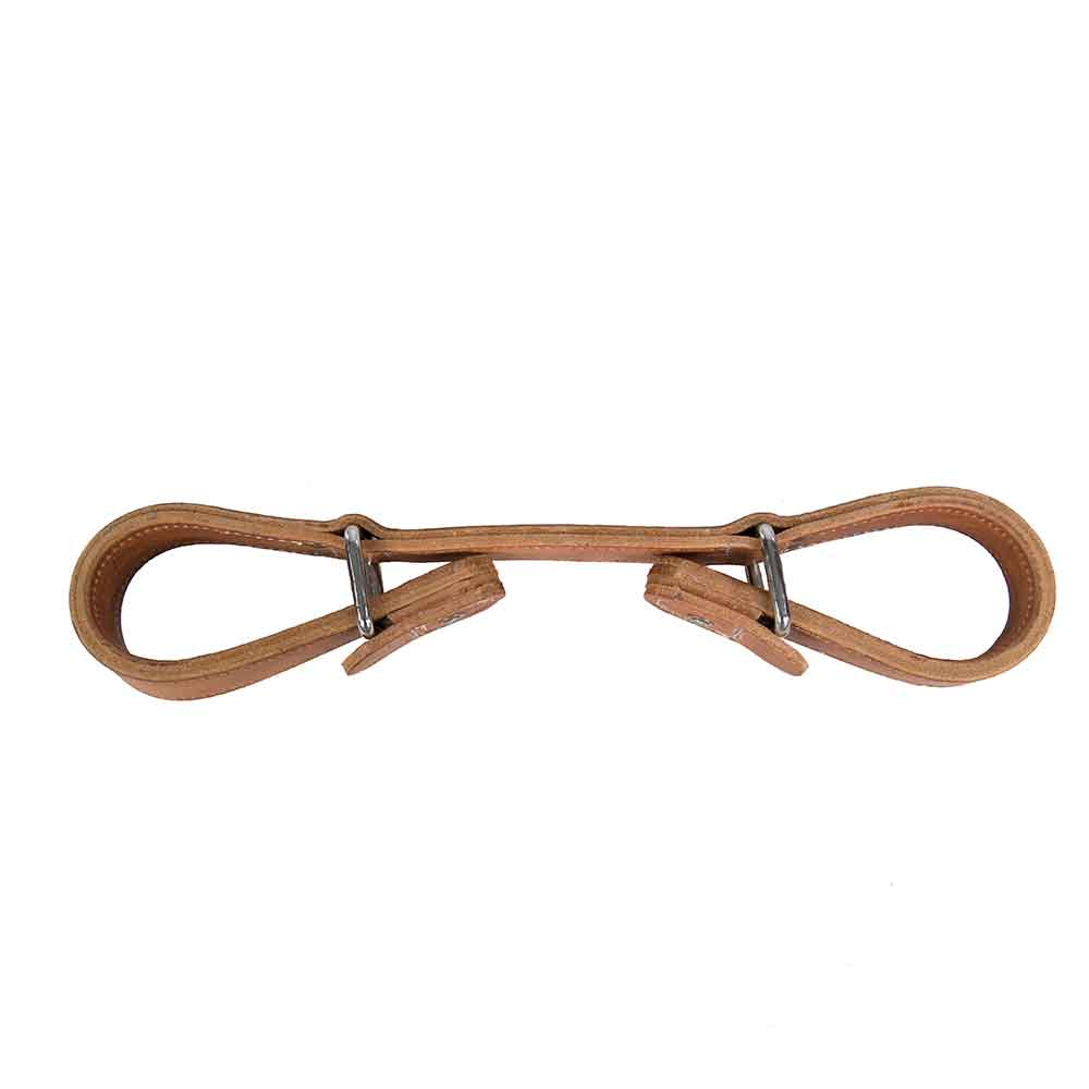 Herman Oak Leather Double Hobble Saddles - Saddle Accessories Teskeys Teskeys