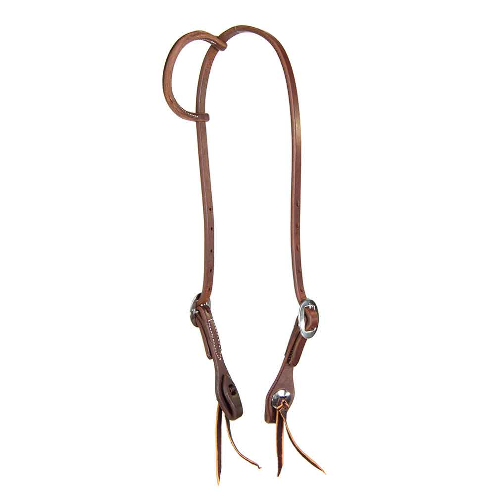 "Teskey's 5/8"" One Ear Headstall Tack - Headstalls Teskey's Teskeys"