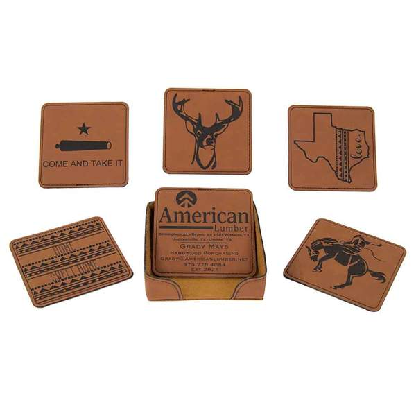 Teskey's Customizable Coasters CUSTOMS & AWARDS - MISC Teskey's Teskeys