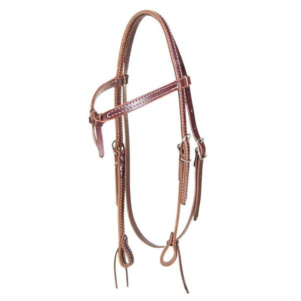 Latigo Browband Headstall Tack Teskeys Teskeys