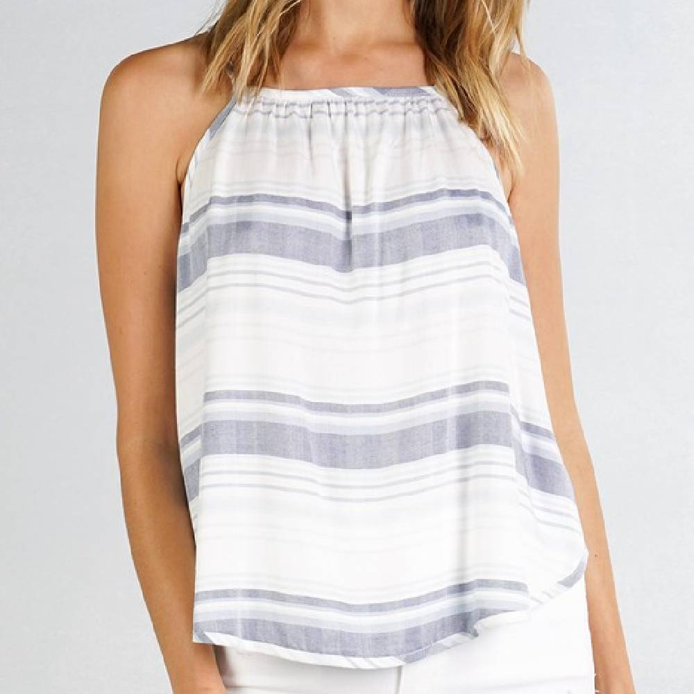 Dyed Stripe Cami