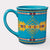 Pendleton Eagle Gift Turquoise Mug HOME & GIFTS - Tabletop + Kitchen - Drinkware + Glassware PENDLETON Teskeys