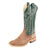 Anderson Bean Chocolate Roughout MEN - Footwear - Western Boots ANDERSON BEAN BOOT CO. Teskeys