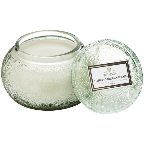 Voluspa French Cade Lavender Chawan Bowl Candle