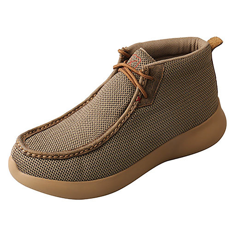 Men's Twisted X Olive Chukka EVA12R Shoes