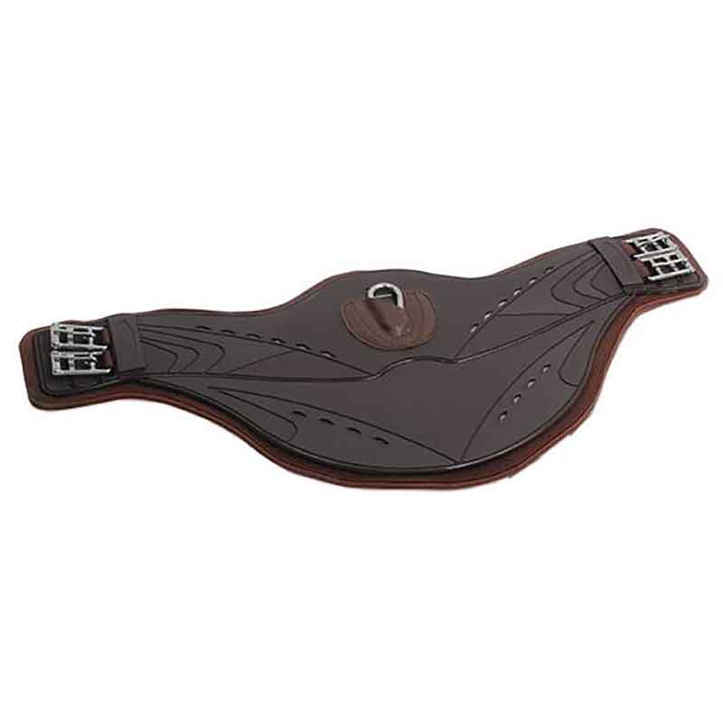 Contoured Monoflap Belly Guard Girth by Professional's Choice Tack - English Tack & Equipment - English Tack Professional's Choice Teskeys