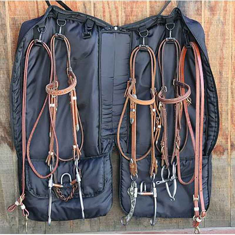 Professional's Choice Bridle Bag Farm & Ranch - Barn Supplies - Accessories Professional's Choice Teskeys
