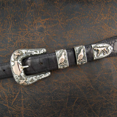 Comstock Heritage Faludi Buckle Set ACCESSORIES - Additional Accessories - Buckles COMSTOCK HERITAGE Teskeys