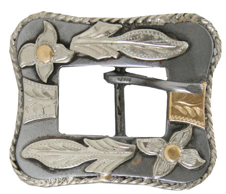 "Cowpuncher 5/8"" Buckle Tack - Conchos & Hardware - Buckles Cowpuncher Teskeys"
