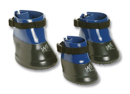 Davis Boot w/Therapudic Pad Tack - Leg Protection Davis Teskeys
