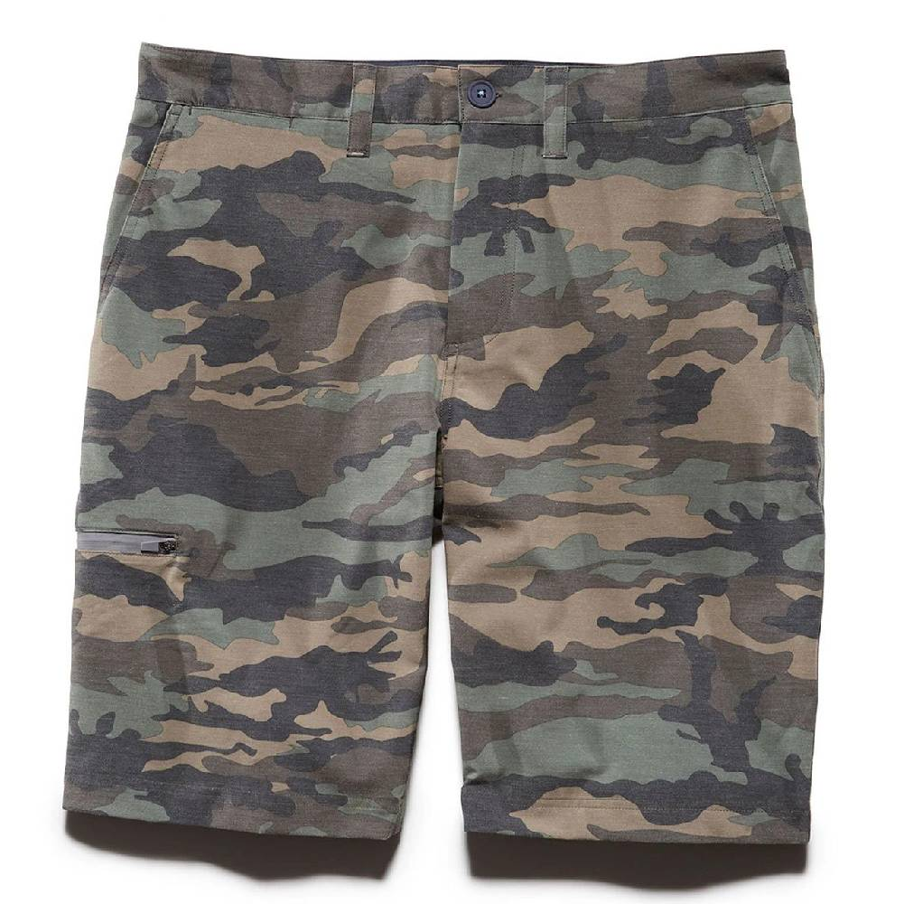 Flag & Anthem Woodson Camo Madeflex Short MEN - Clothing - Shorts Flag And Anthem Teskeys