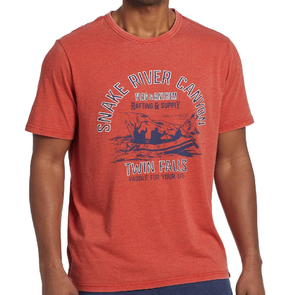 Flag & Anthem Snake River Tee MEN - Clothing - T-Shirts & Tanks Flag And Anthem Teskeys