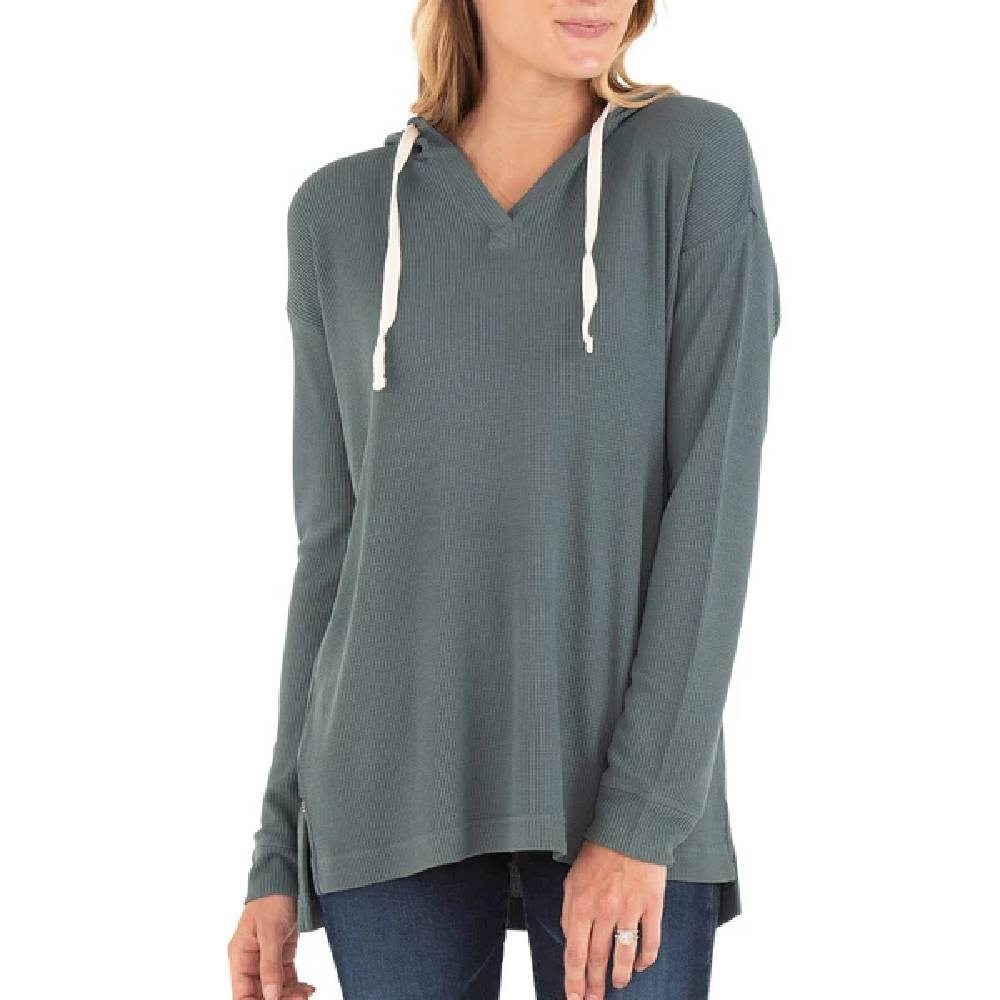 Free Fly Women's Bamboo Hoody WOMEN - Clothing - Tops - Long Sleeved FREE FLY APPAREL Teskeys