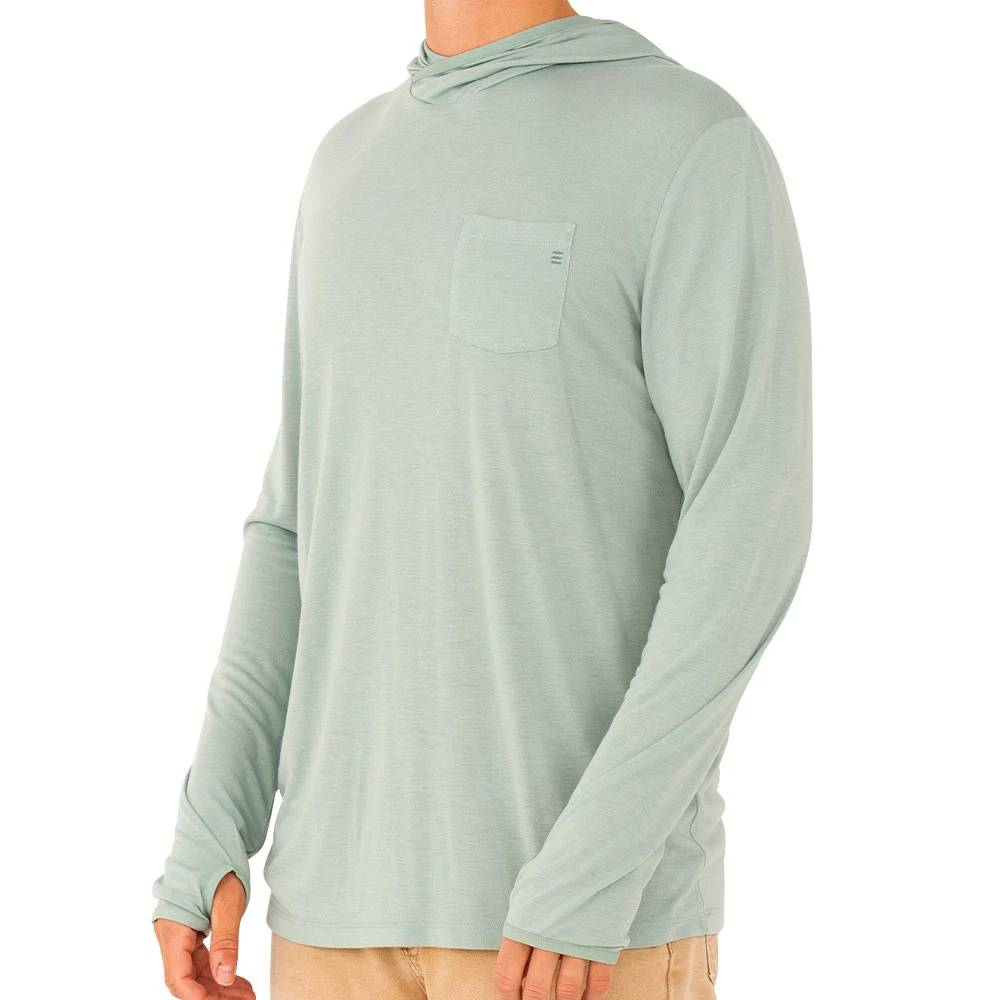 Free Fly Bamboo Lightweight Hoody MEN - Clothing - Pullovers & Hoodies FREE FLY APPAREL Teskeys