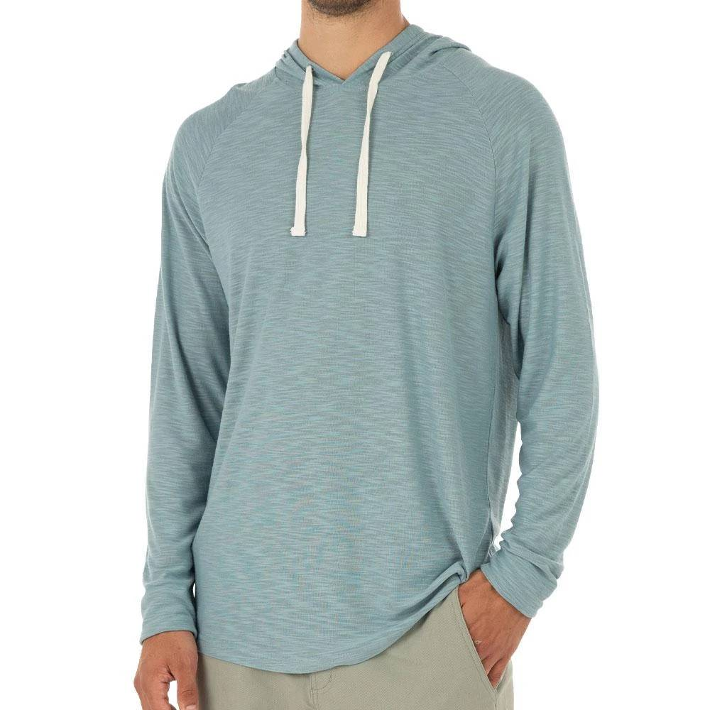 Free Fly Bamboo Slub Hoody MEN - Clothing - Pullovers & Hoodies FREE FLY APPAREL Teskeys