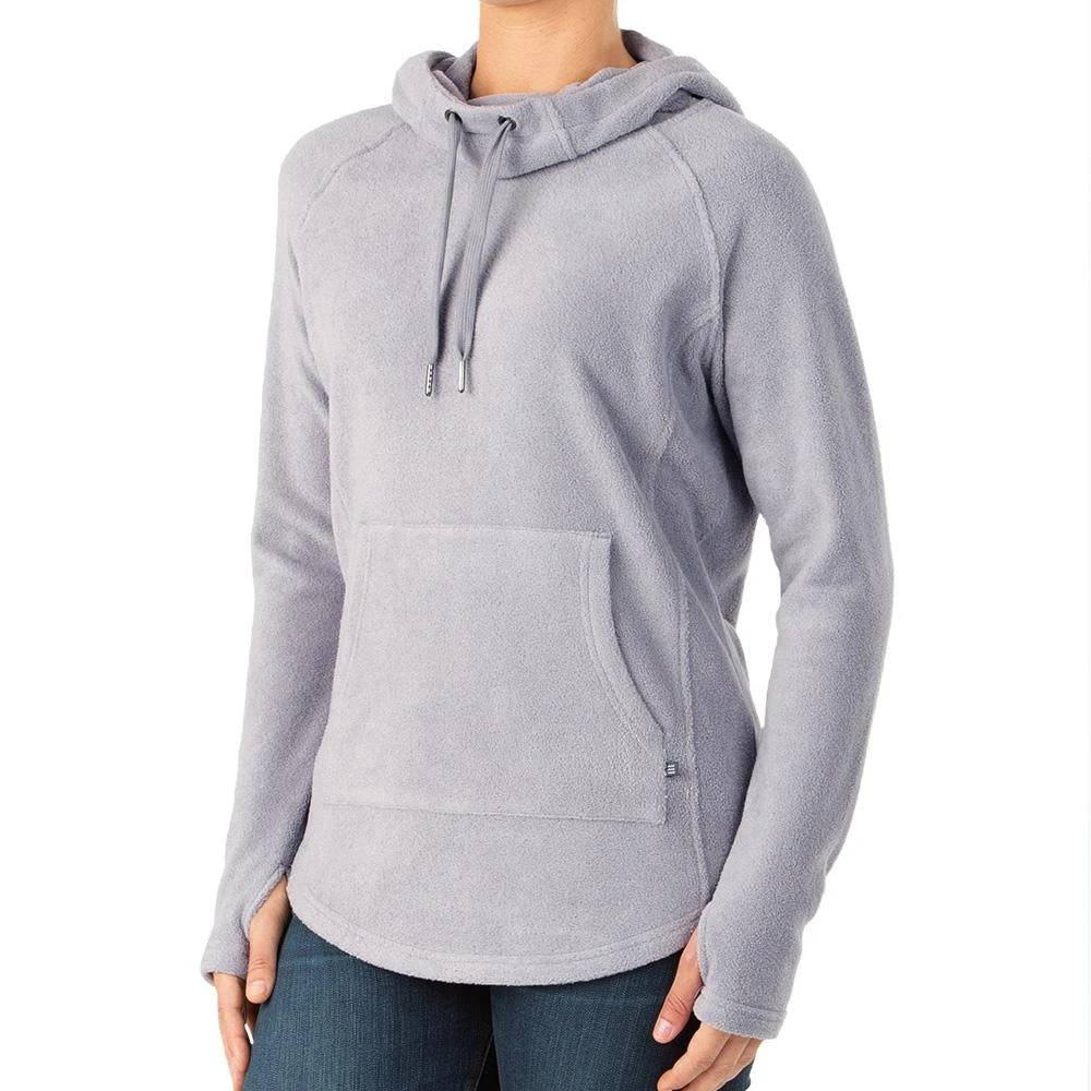 Free Fly Polar Fleece Hoody WOMEN - Clothing - Sweatshirts & Hoodies FREE FLY APPAREL Teskeys