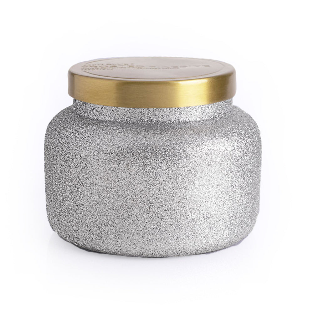 Frosted Fireside Glam Signature Jar, 19 oz HOME & GIFTS - Home Decor - Candles + Diffusers CURIO Teskeys