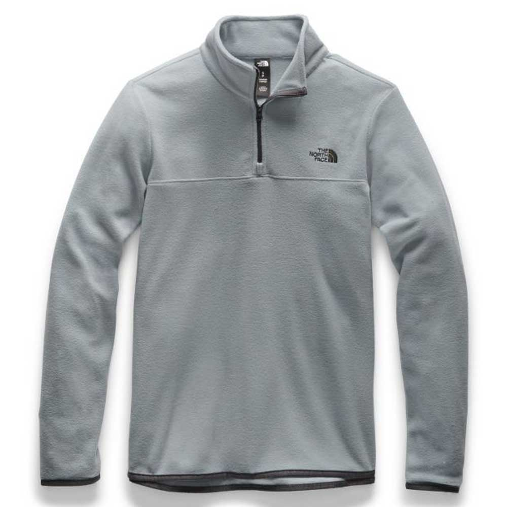 North Face TKA Glacier Quarter Zip Pullover