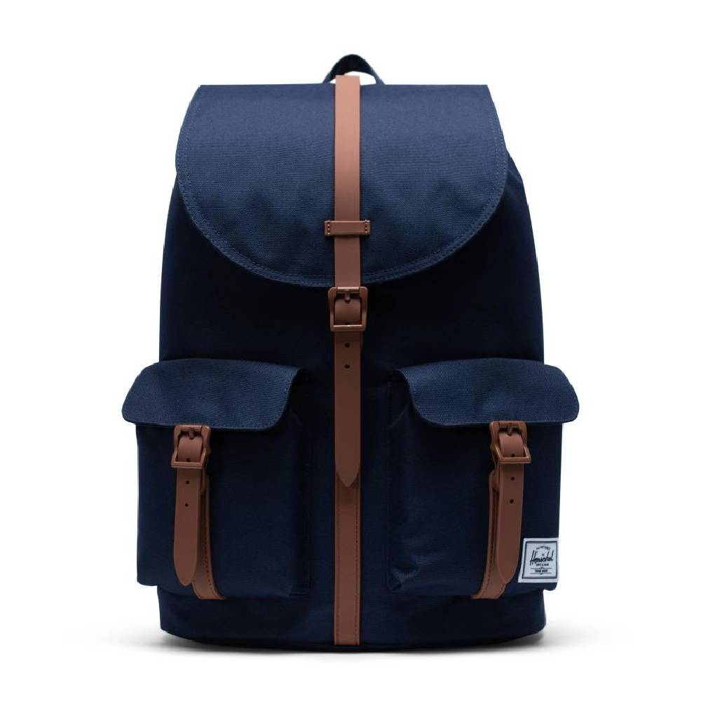 Herschel Supply Co. Dawson Backpack Peacoat/Saddle ACCESSORIES - Luggage & Travel - Backpacks & Belt Bags HERSCHEL SUPPLY CO. Teskeys
