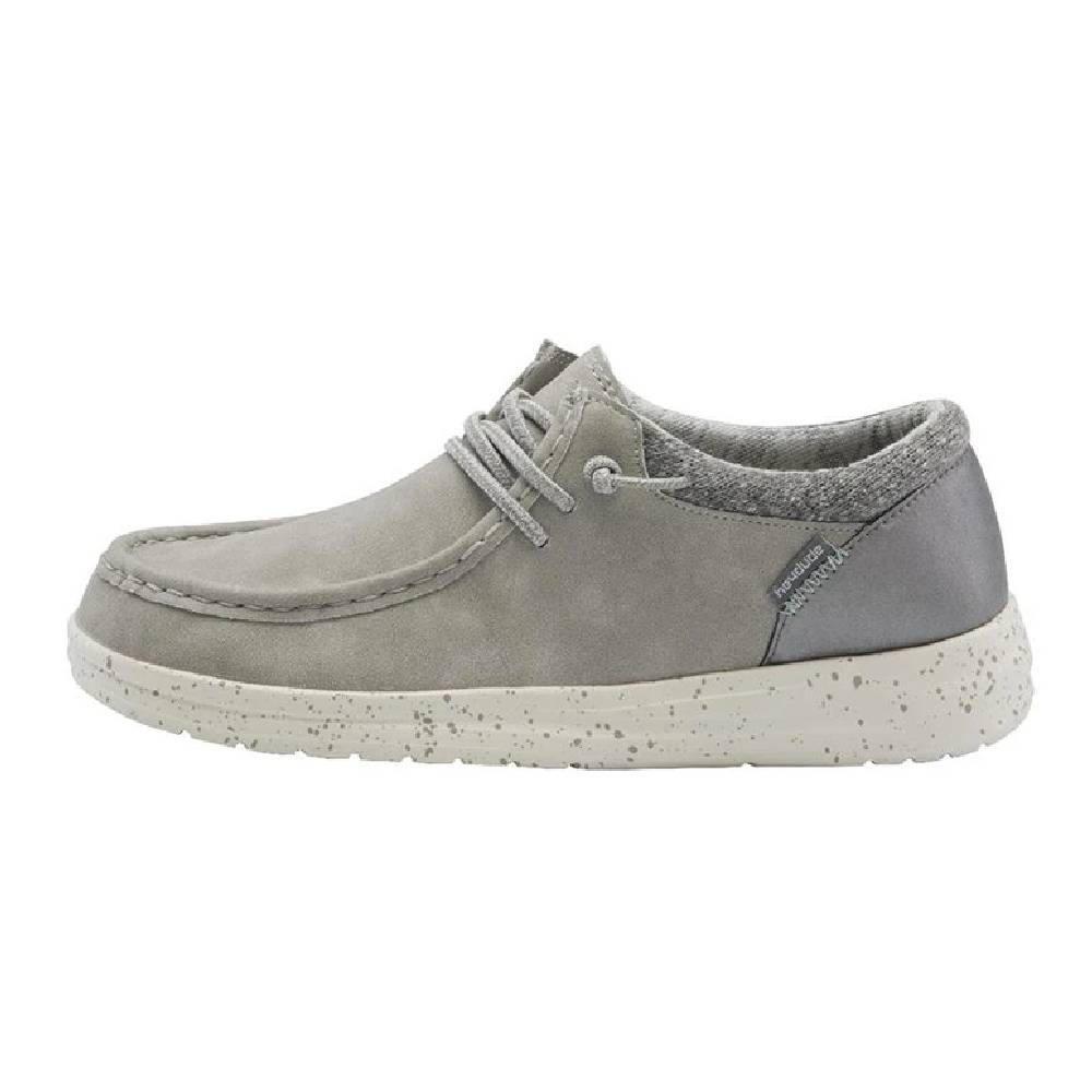 Hey Dude Women's Polly - Grey WOMEN - Footwear - Casuals HEY DUDE Teskeys
