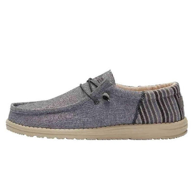 Hey Dude Men's Wally Funk - Anchor MEN - Footwear - Casual Shoes HEY DUDE Teskeys