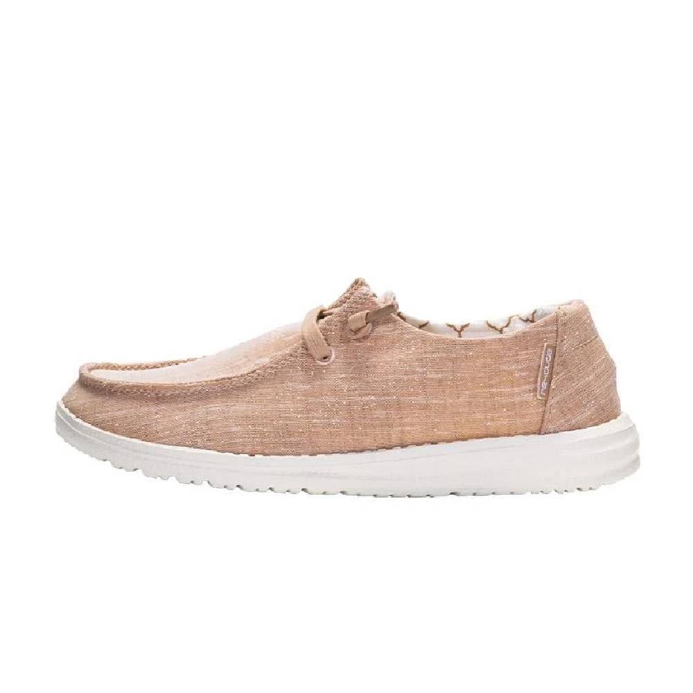 Hey Dude Wendy - Sparkling Rose Gold WOMEN - Footwear - Casuals HEY DUDE Teskeys