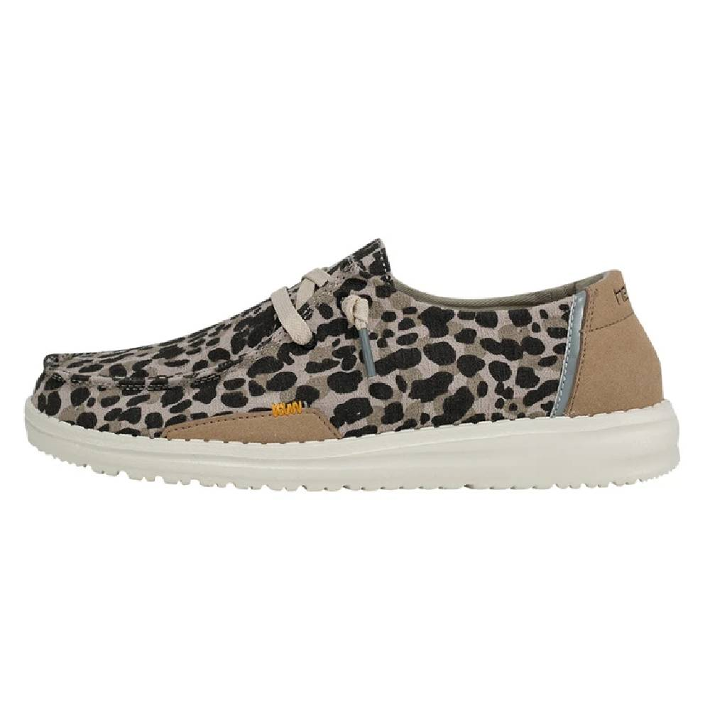 Hey Dude Women's Wendy - Jungle Beige WOMEN - Footwear - Casuals HEY DUDE Teskeys