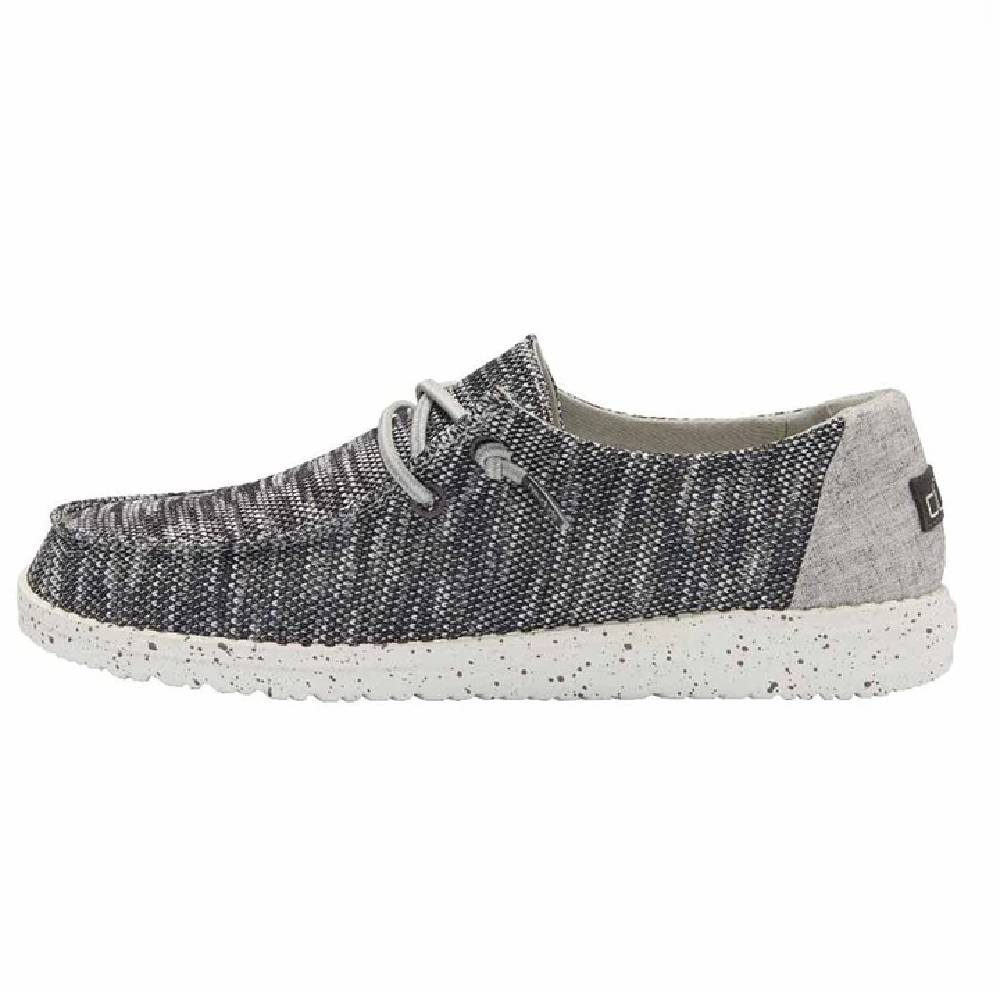 Hey Dude Women's Wendy Sox - Dark Grey WOMEN - Footwear - Casuals HEY DUDE Teskeys