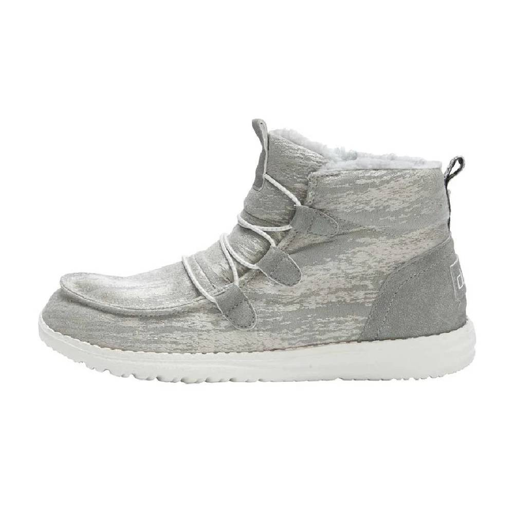 Hey Dude Women's Lea - Fur Grey WOMEN - Footwear - Casuals HEY DUDE Teskeys