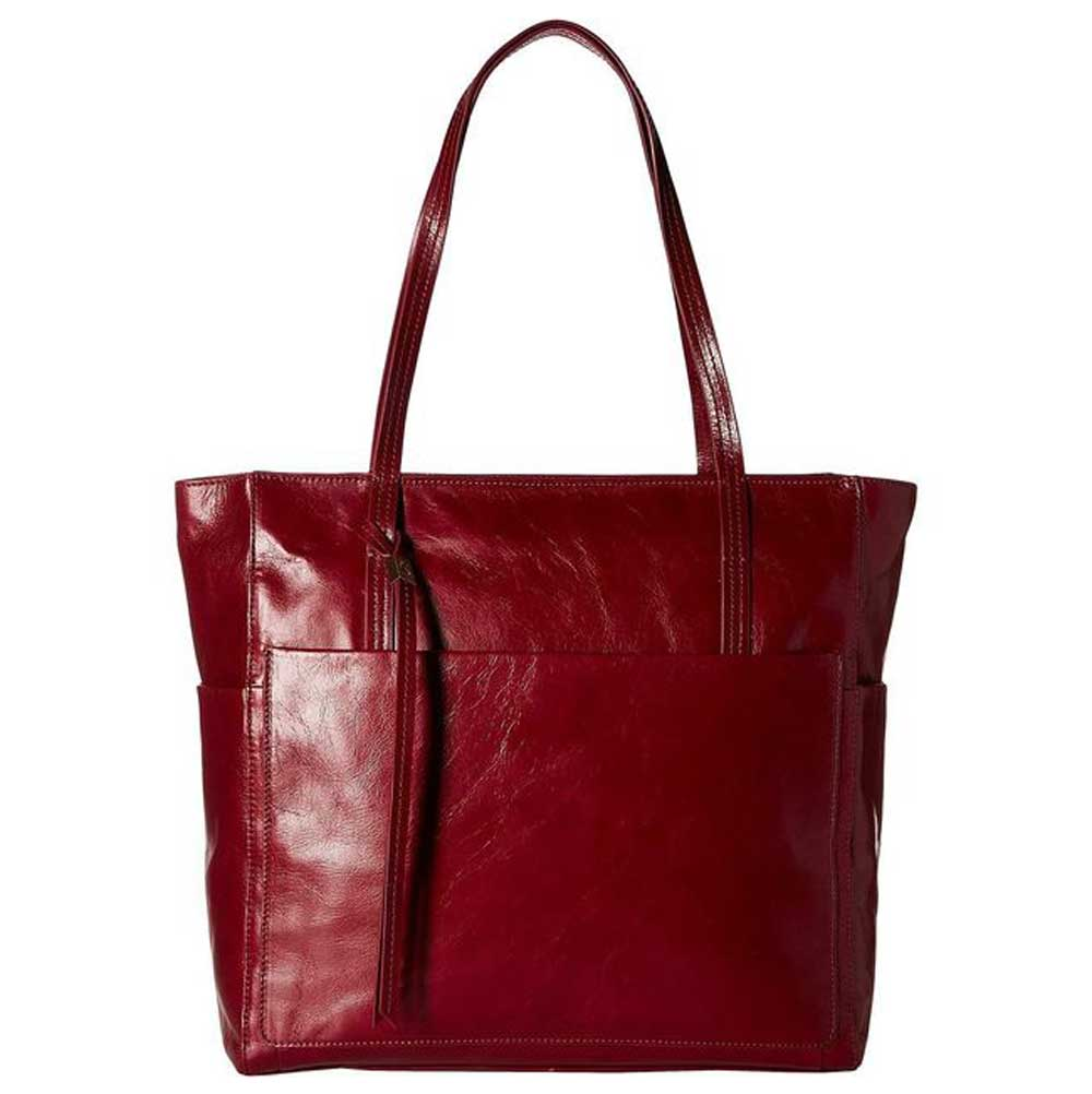 HOBO Hero Tote - Ruby WOMEN - Accessories - Handbags - Tote Bags HOBO BAGS Teskeys